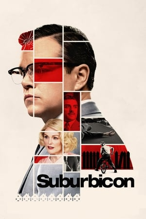 Poster Movie Suburbicon 2017