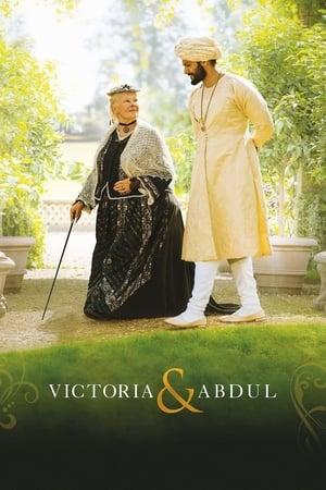 Poster Movie Victoria & Abdul 2017