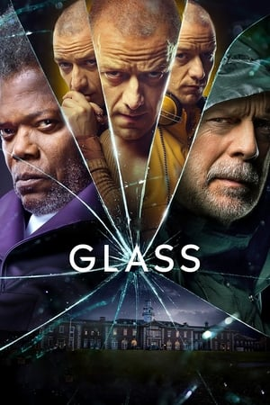 Poster Movie Glass 2019
