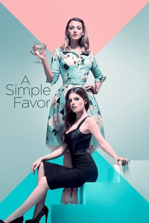 Poster Movie A Simple Favor 2018
