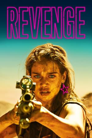 Poster Movie Revenge 2018