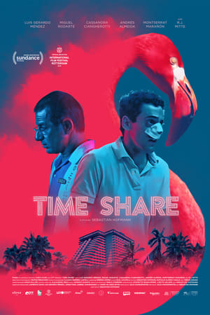 Poster Movie Time Share 2018