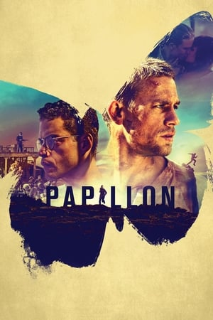 Poster Movie Papillon 2018
