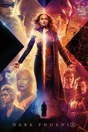 Poster Movie Dark Phoenix 2019