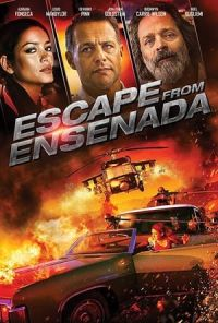 Poster de la Peli Escape from Ensenada