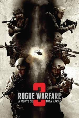 poster Rogue Warfare: Death of a Nation