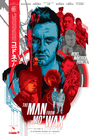 Poster Movie The Man from Mo'Wax 2018