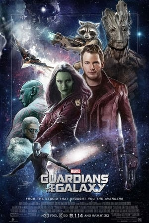poster Guardians of the Galaxy