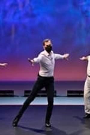 Taneční pro starší a pokročilé se Zdeňkem Chlopčíkem
