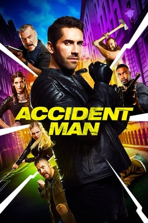Poster Movie Accident Man 2018