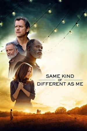 Poster Movie Same Kind of Different as Me 2017