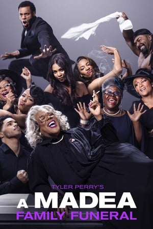 Poster Movie A Madea Family Funeral 2019