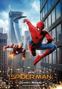 Poster de la Peli Spider-Man, Homecoming