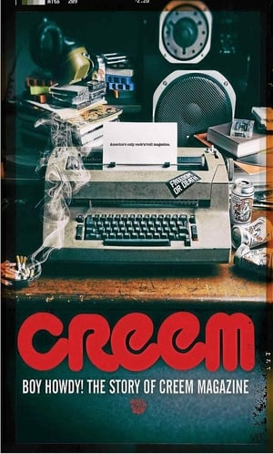 Poster Movie Boy Howdy! The Story of CREEM Magazine 2018