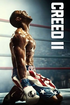Poster Movie Creed II 2018