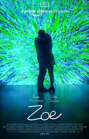 Poster Movie Zoe 2018
