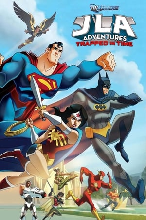 Image JLA Adventures: Trapped in Time
