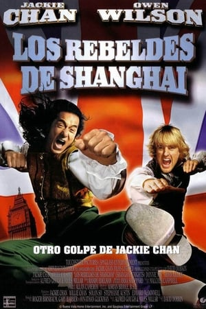 poster Shanghai Knights