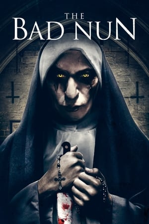 Poster Movie The Satanic Nun 2018