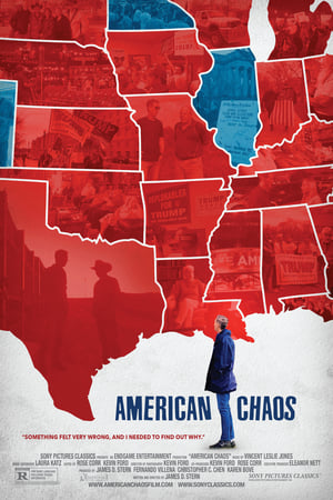 Poster Movie American Chaos 2018