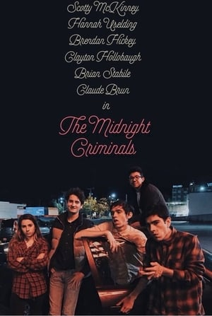Poster Movie The Midnight Criminals 2018