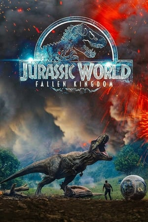 Poster Movie Jurassic World: Fallen Kingdom 2018