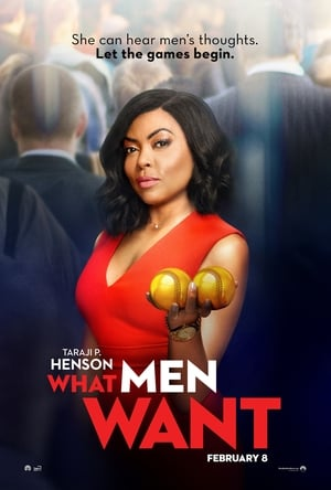 Poster Movie What Men Want 2019