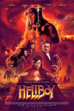 poster Hellboy