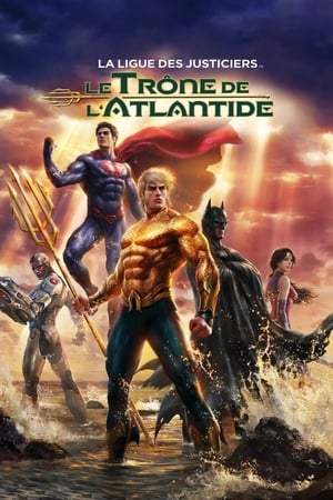 Image Justice League: Throne of Atlantis
