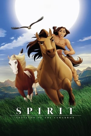 Image Spirit: Stallion of the Cimarron