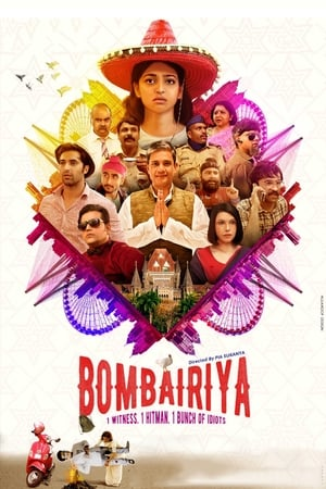 Poster Movie Bombairiya 2019
