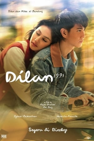 Poster Movie Dilan 1991 2019