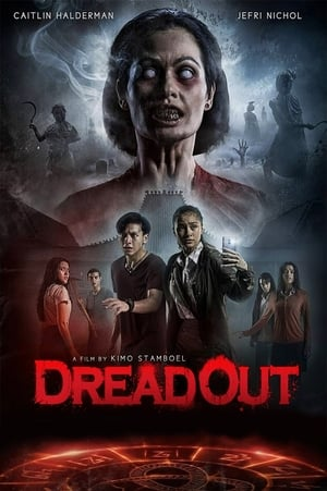 Poster Movie DreadOut 2019