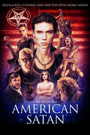 Poster Movie American Satan 2017