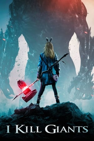 Poster Movie I Kill Giants 2017