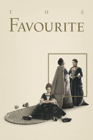 Poster Movie The Favourite 2018