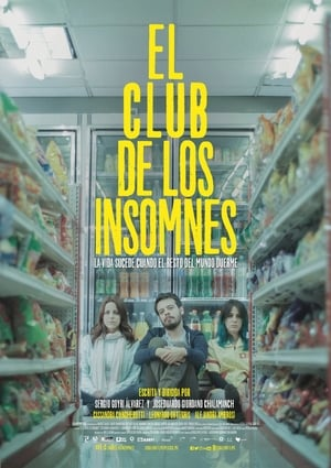 Poster Movie The Insomnia Club 2018
