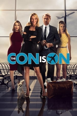 Poster Movie The Con Is On 2018