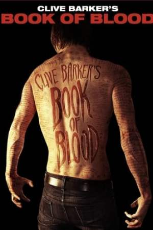 poster Book of Blood