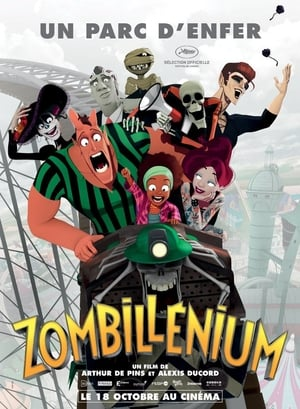 Poster Movie Zombillénium 2017