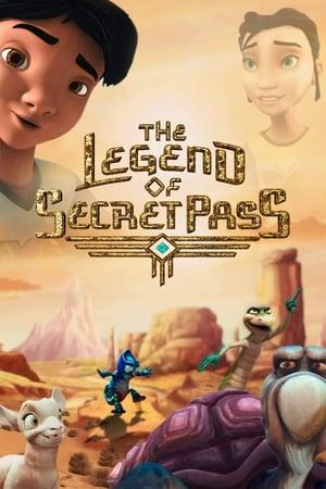 Poster Movie The Legend of Secret Pass 2019