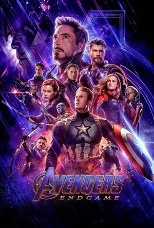 Poster Movie Avengers: Endgame 2019
