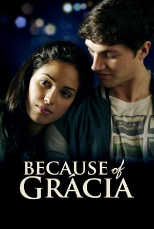 Poster Movie Because of Gracia 2017