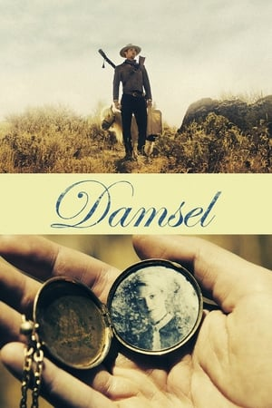 Poster Movie Damsel 2018