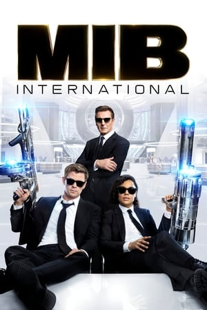 Poster Movie Men in Black: International 2019