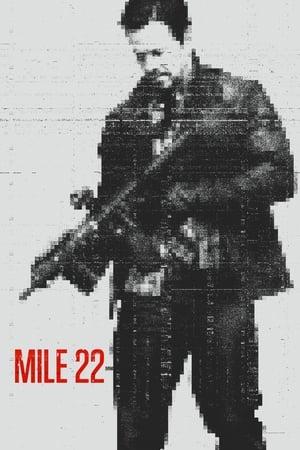 Poster Movie Mile 22 2018