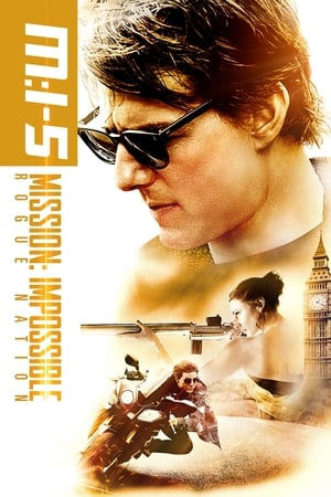 Poster Movie Mission: Impossible - Rogue Nation 2015