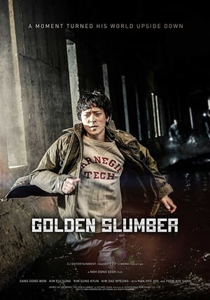 Poster Movie Golden Slumber 2018