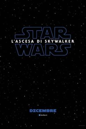 poster Star Wars: The Rise of Skywalker