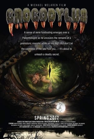 Poster Movie Crocodylus 2019